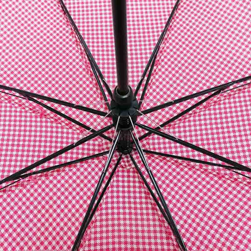Check Design Open Umbrella