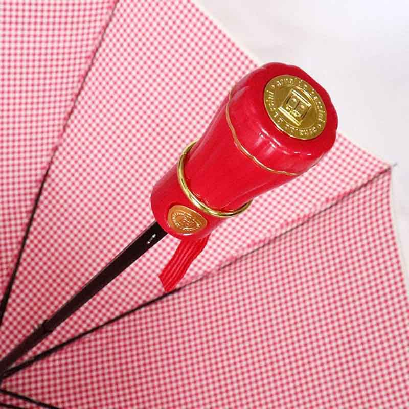 Folding Umbrella with Sleeves