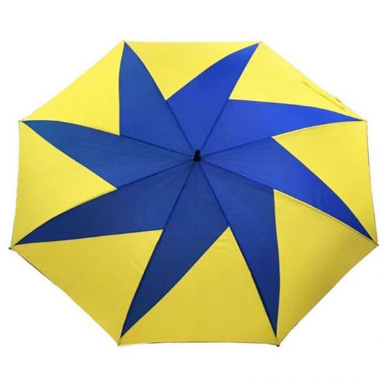 Auto Open Sublimation Stick Umbrella