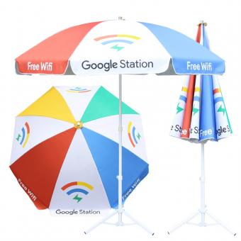 Custom Promotional Beach Umbrella